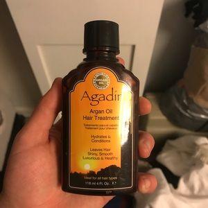 argon hair oil